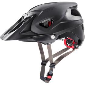 UVEX Quatro Integrale - Casque de vélo - noir